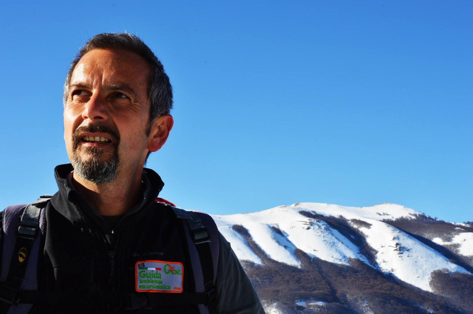 Salvatore Costantini, coordinatore regione Abruzzo dell'AIGAE