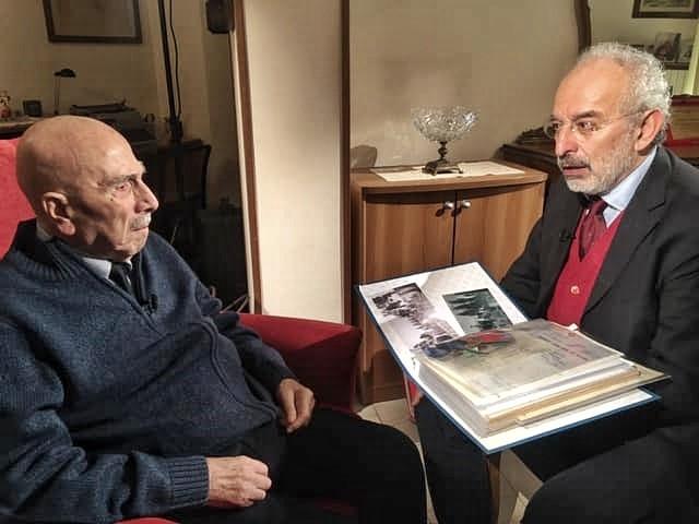 Gilberto Malvestuto e Gad Lerner