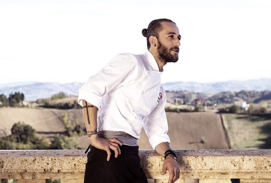 Sabatino Lattanzi del ristorante Zunica 1880 di Civitella del Tronto (ph. archivio ristorante)