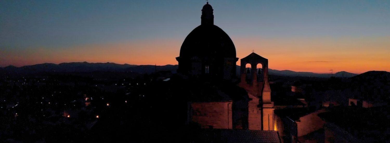 Veduta del borgo di Montepagano. (ph.: Giancarlo Malandra).