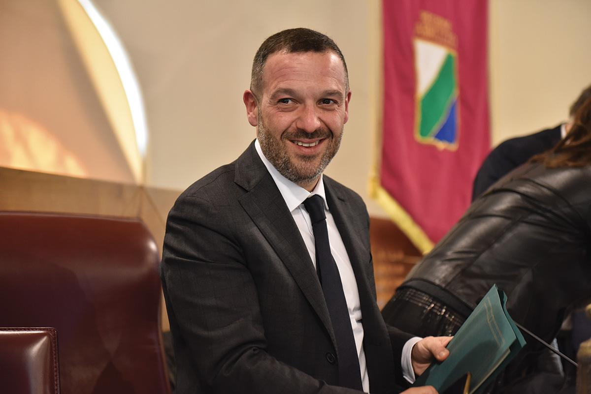 Lorenzo Sospiri Presidente del Consiglio regionale