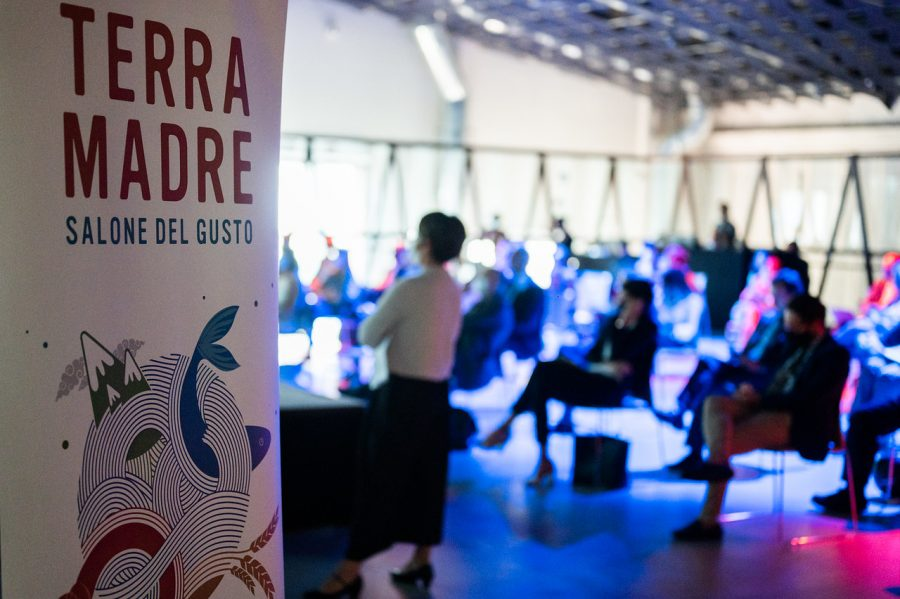 Presentazione Terra Madre Salone del Gusto (ph. Alessandro Vargiu/Archivio Slow Food)